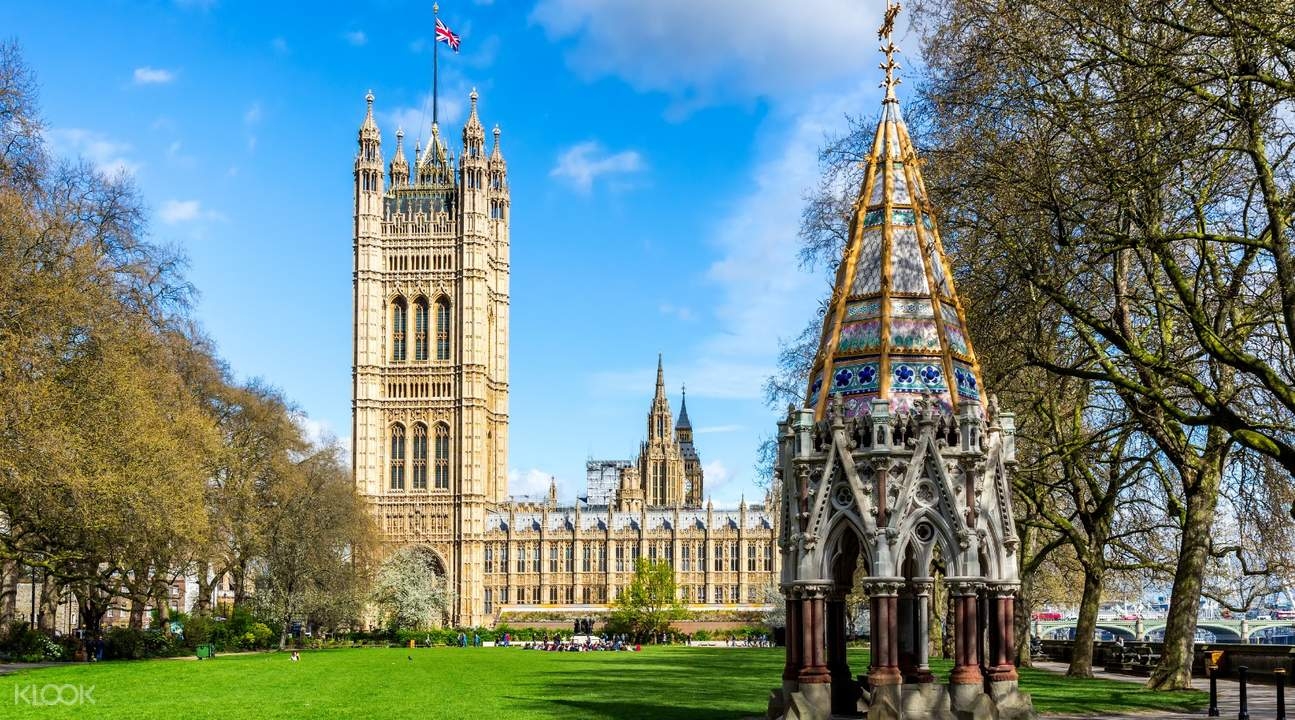 Half-Day London Tour- Westminster Abbey & Houses of Parliament