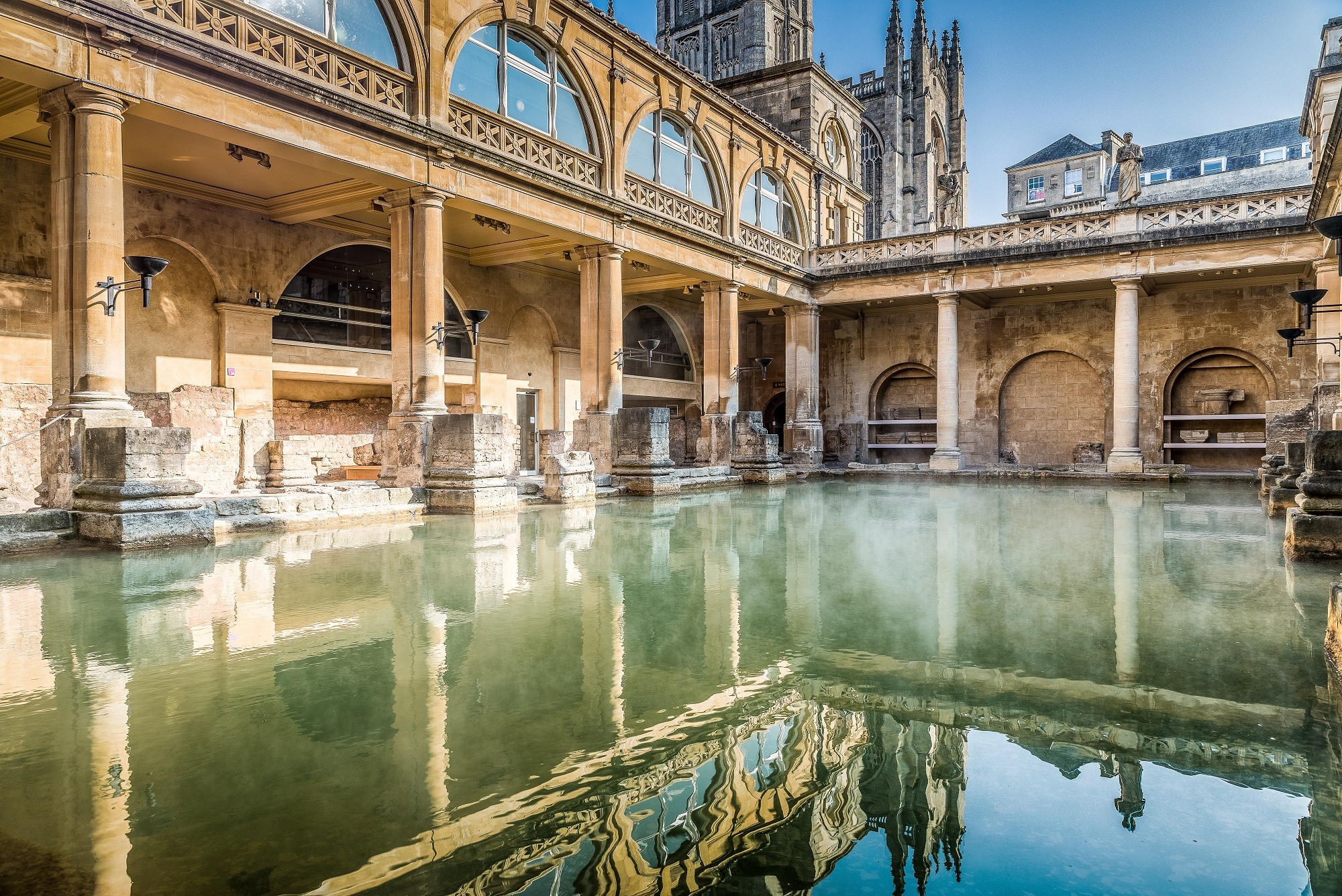 Best day trips outside London - Bath
