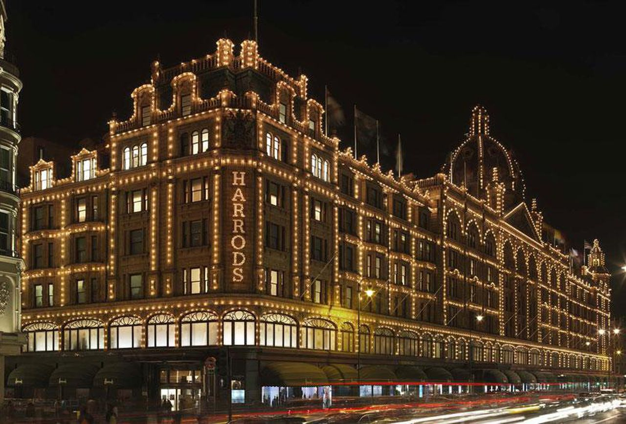Best Shopping in London - Luxury Shopping at Harrods