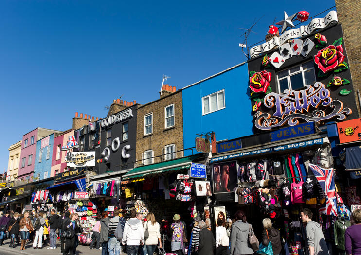 Private Tour: Camden Eclectic Culture & Markets Tour